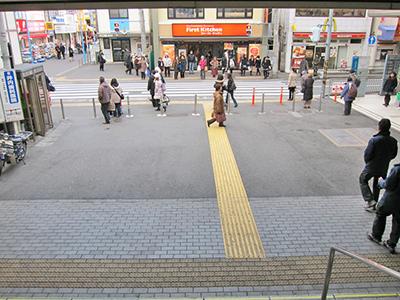 大船駅からのアクセス